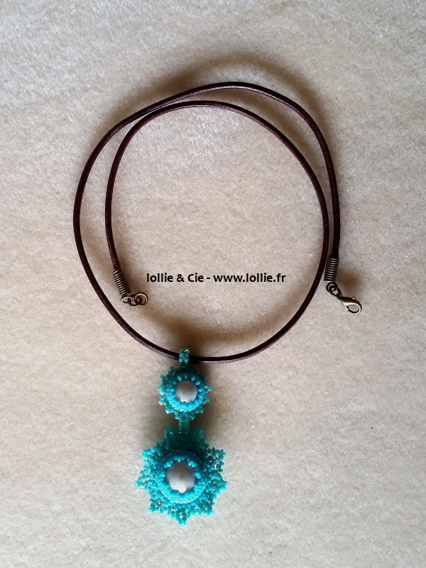 Colllier Turquoise 2